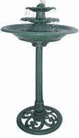 Alpine 3-Tier Floor Fountain TEC106