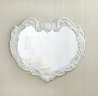 Angel Wing Heart Wall Mirror 10017057
