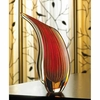 Autumn Art Glass Vase 13907