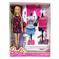 Barbie Blitz Fashion Doll