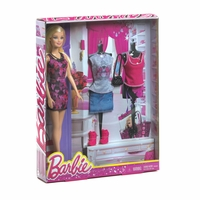 Barbie Fashion Doll 12010028