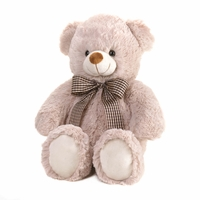 Beige Plush Toy Bear 10016043
