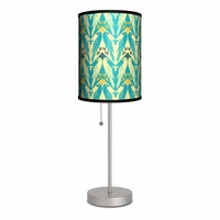 Birds-in-Blue Accent Lamp 12010241