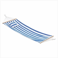 Blue Striped Hammock 36669