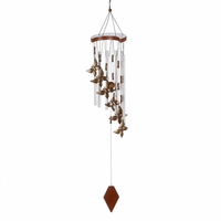 Butterfly Wind Chime, 23 inches 10015861