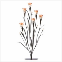 Calla Lily Candleholder 13918