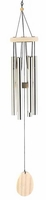 Classic Bleached Wood Wind Chime, 27 inch 15185