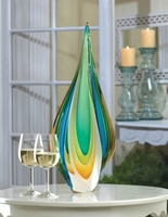 Cool Flame Art Glass Figure 10015486