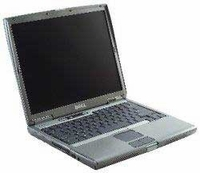 Dell Latitude D600 Centrino/PM 1.4-1.8GHz Laptop Computer, Reconditioned/Refurbished
