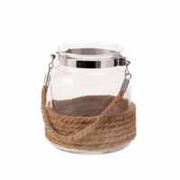 Dockside Candle Lantern, Small 10016811