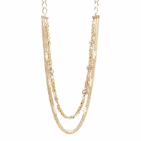 Double Strand Necklace 10015696