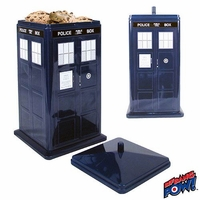 Dr. Who TARDIS Cookie Container 10016346
