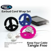 Ear Bud Cord Wrap 10016425