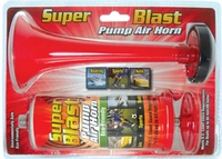 Eco-Friendly Super Blast Pump Air/Signal Marine/Sports Horn [Half Case of 8]