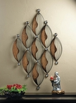 Ellipse Metal Wall Sculpture 10016156