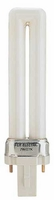 "Feit 7W Cool White 5-5/16"" Fluorescent T4 PL Twin Tube 2-Pin G23 PL7/41 CF7S841"
