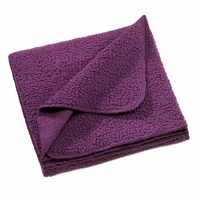 Fleece Throw, Purple 10015331