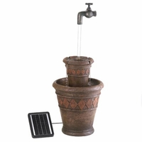 Floating Faucet  Solar Fountain 14767