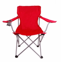 Folding Camping Chair, Red 10016971