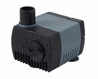 FountainPro 68GPH 120V Submersible Fountain Pump with Switch, WA65P PP-333 Q112 JR-250