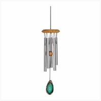 Geode Wind Chime, 18 inch 14592