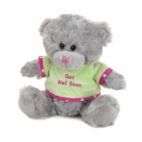 """Get Well"" Plush Bear 10016048"