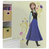 "Giant Wall Sticker, Anna from ""Frozen"" 10016626"