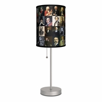 Great Composers Table Lamp 12010231