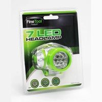 Head Lamp, Lime Green 10015915