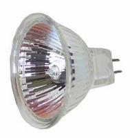 Hikari MR16 BAB Wide Angle 20W Halogen 12V Flood Bi-Pin MR16BAB/L/SC MR16BAB/CC MR8017PC