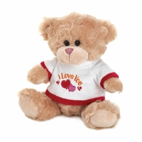 """I Love You"" Plush Bear 10016047"