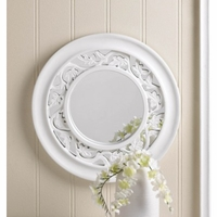 Ivy Wall Mirror, White 10016672