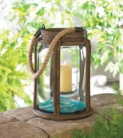 Large Frontier Camping Lantern, 10 1/2 inches 10015508