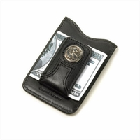 Leather Money Clip 36465