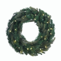 Lighted Holiday Wreath 10016819