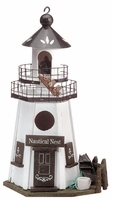 Lighthouse Birdhouse 30208