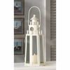 Lighthouse Candle Lantern 14634