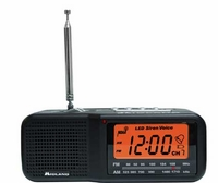 Midland Alarm Clock Weather Alert Radio WR11