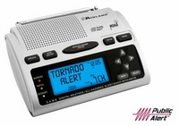 Midland AM/FM Weather Alert Radio WR300