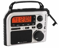 Midland Emergency Crank Weather Alert Radio ER102