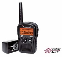 Midland Portable Weather Alert Radio HH54VP