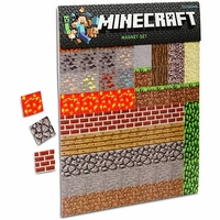 Minecraft Sheet Magnets 10016310