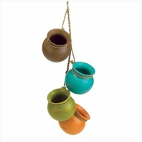 Mini-Pots On A Rope 37733