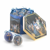 Nativity Ornament Set, Boxed 10016081