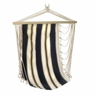 Navy Striped Hanging chair 14974