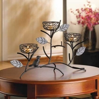 Nested Boughs Candleholder 15099