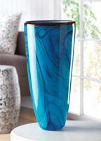 Oceana Art Glass Vase 15135