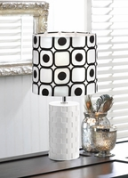 Pop Art Round Table Lamp 10015649