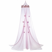Princess Bed Canopy, Pink 10016377