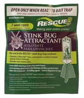 Rescue - 7 Week Non-Toxic Stink Bug Attractant Refill, SBTA